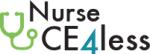 nursece4lesslogo